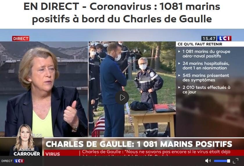 Le porte-avions Charles de Gaulle et le Coronavirus - Page 3 Bou1mm12