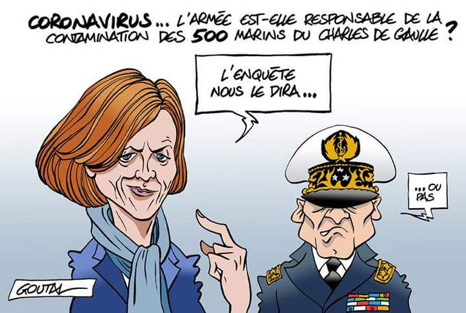 Le porte-avions Charles de Gaulle et le Coronavirus - Page 6 Cauzzq10