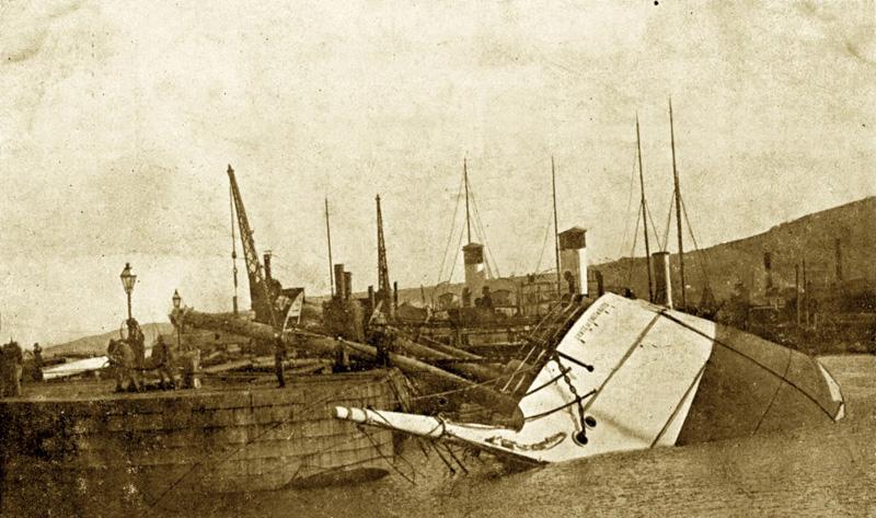 Histoire des navires-écoles de l'Association Maritime Belge - Page 2 Couche10