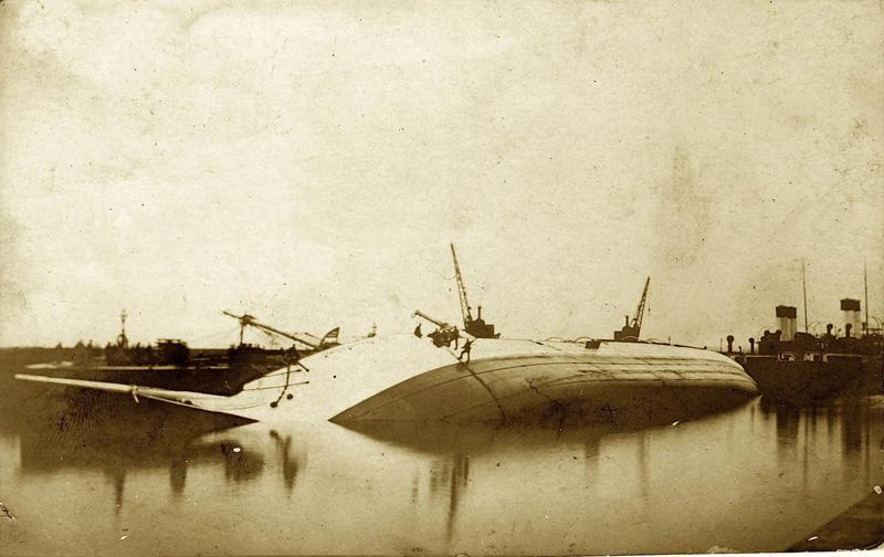 Histoire des navires-écoles de l'Association Maritime Belge - Page 2 Couche11