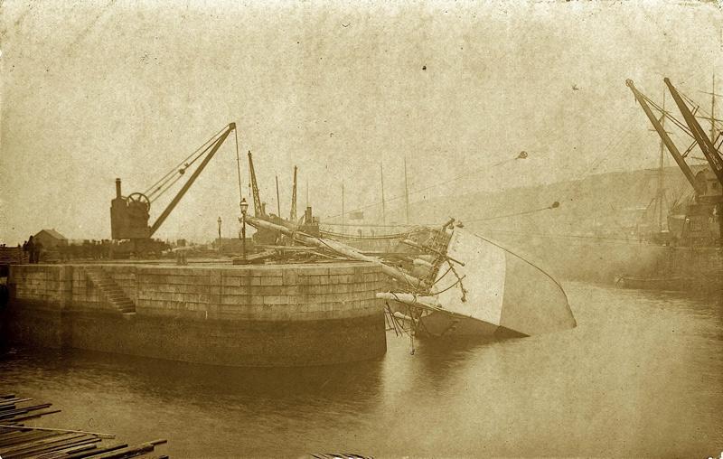 Histoire des navires-écoles de l'Association Maritime Belge - Page 2 Couche12