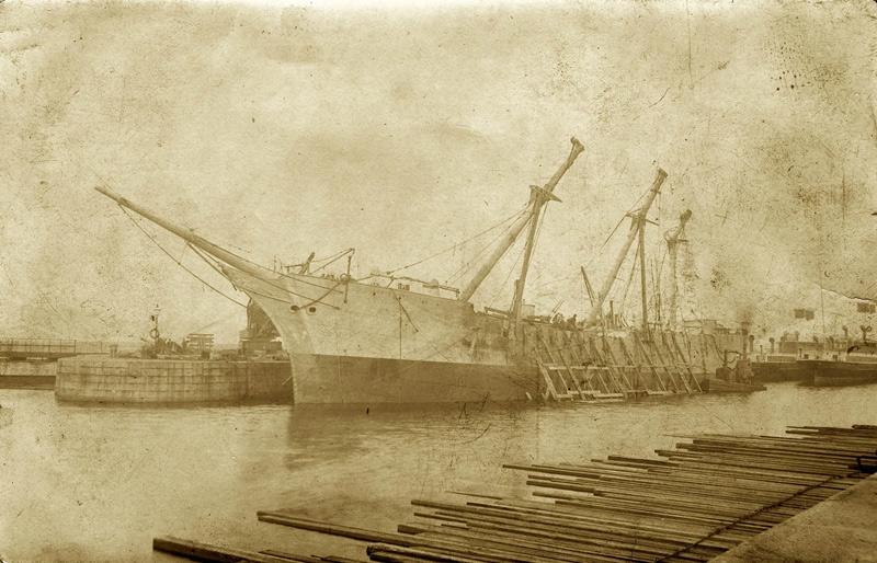 Histoire des navires-écoles de l'Association Maritime Belge - Page 2 Couche14