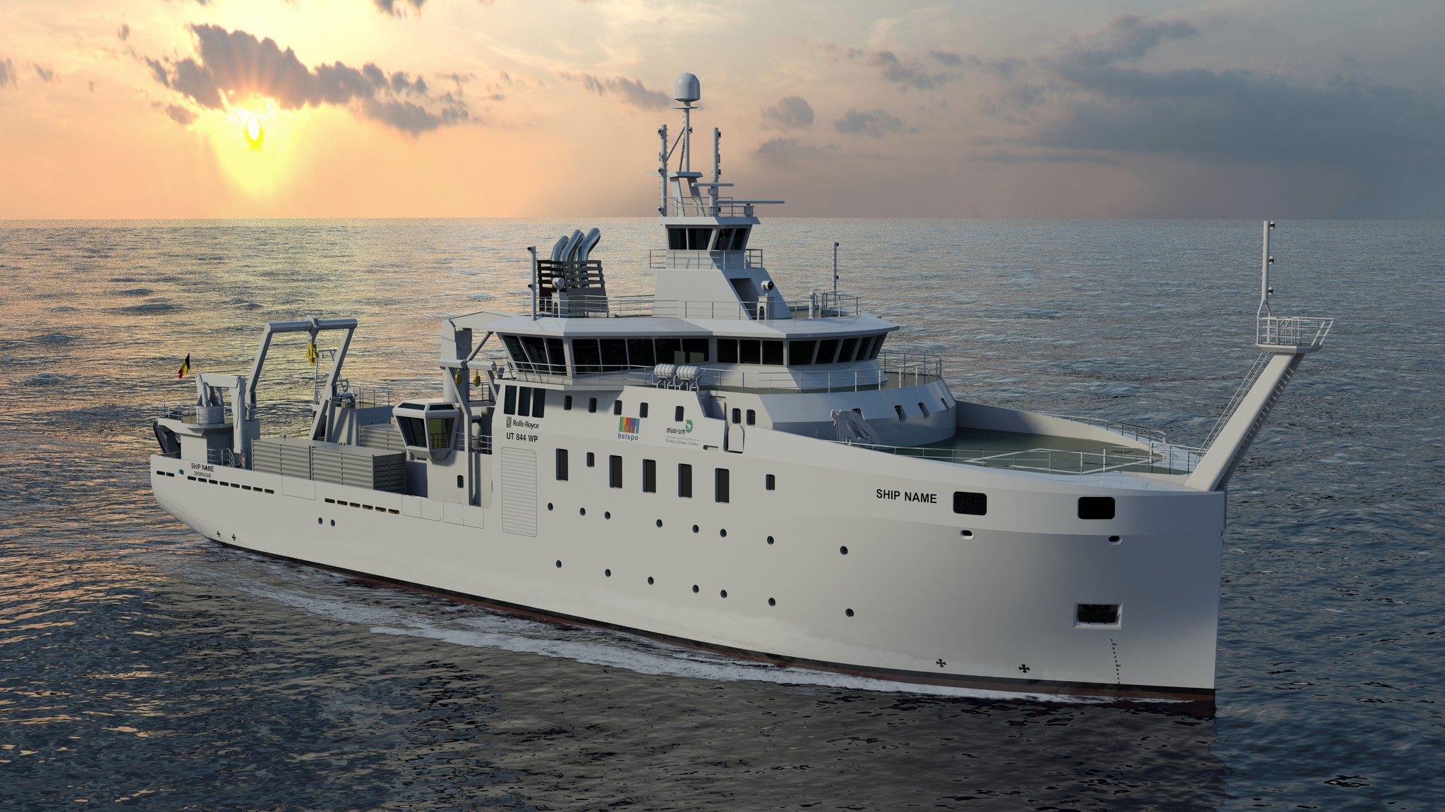 Remplacement du navire de recherche océanographique BELGICA - Page 6 D0ay8410