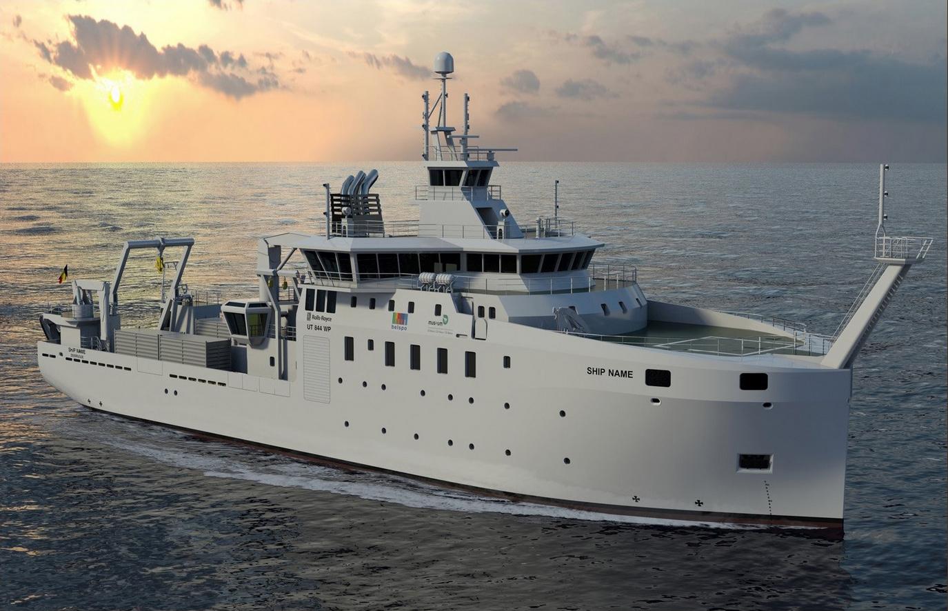 Remplacement du navire de recherche océanographique BELGICA - Page 5 Drvgtc10