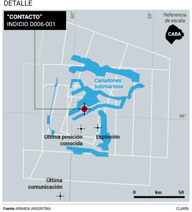 Découverte du sous-marin argentin disparu: les news (1) Drz3fm13