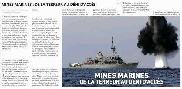 Mines Marines : De la terreur au dénis d'accès Dsi01b10