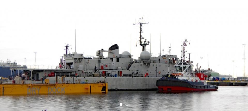 Réaménagement de la base navale de Zeebrugge - Page 4 Fander10