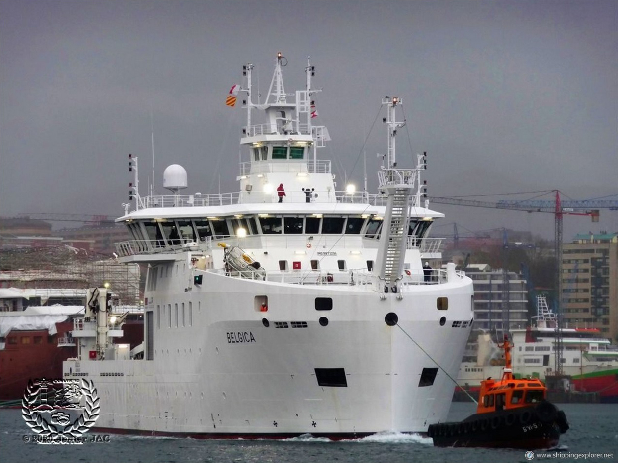 New Federal Research Vessel BELGICA - Page 4 Freire10