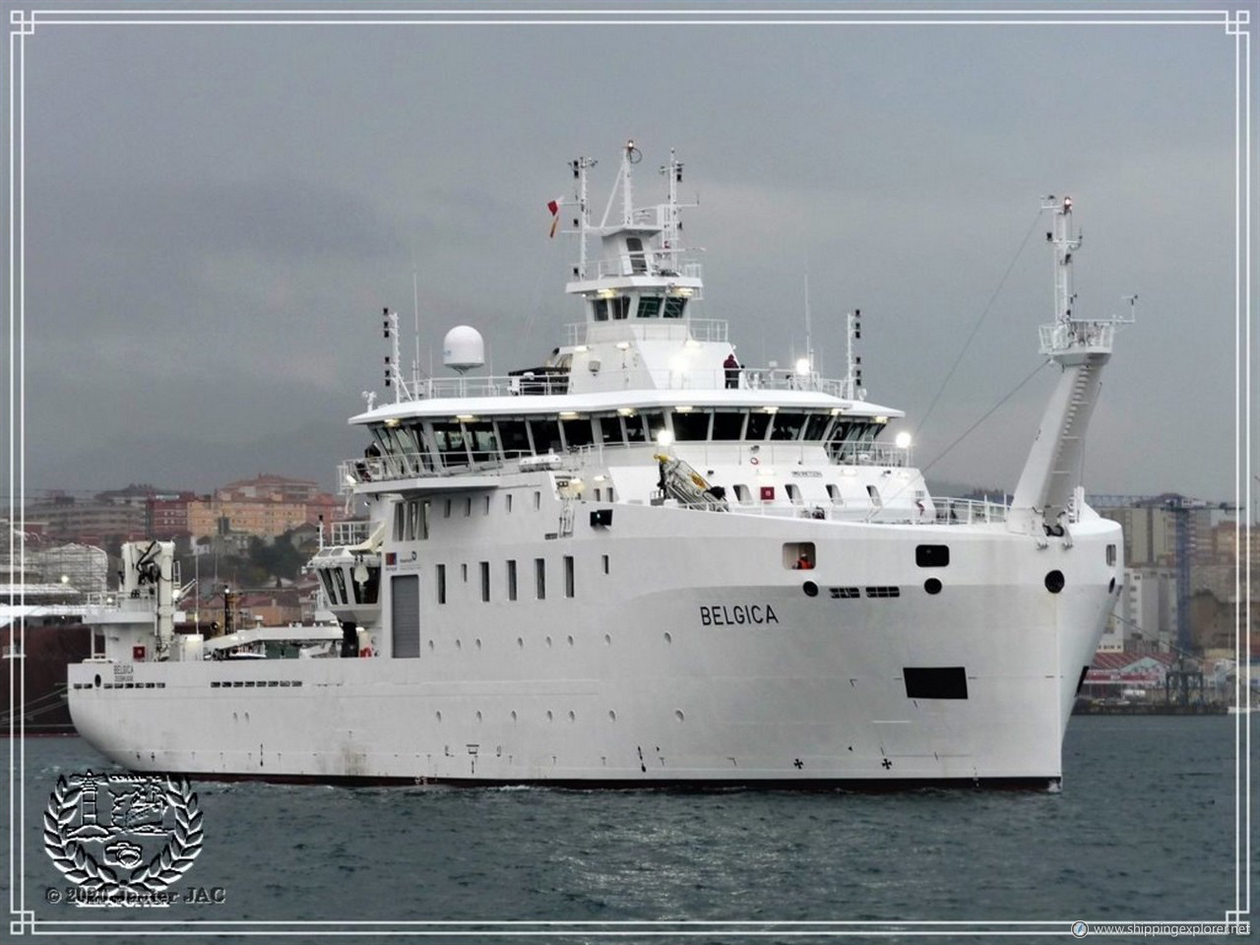 New Federal Research Vessel BELGICA - Page 4 Freire11