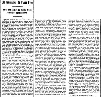 A la recherche de l'histoire du Zinnia - Page 14 Funera11