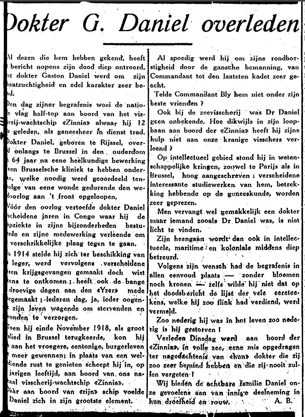 A la recherche de l'histoire du Zinnia - Page 2 G_dani10