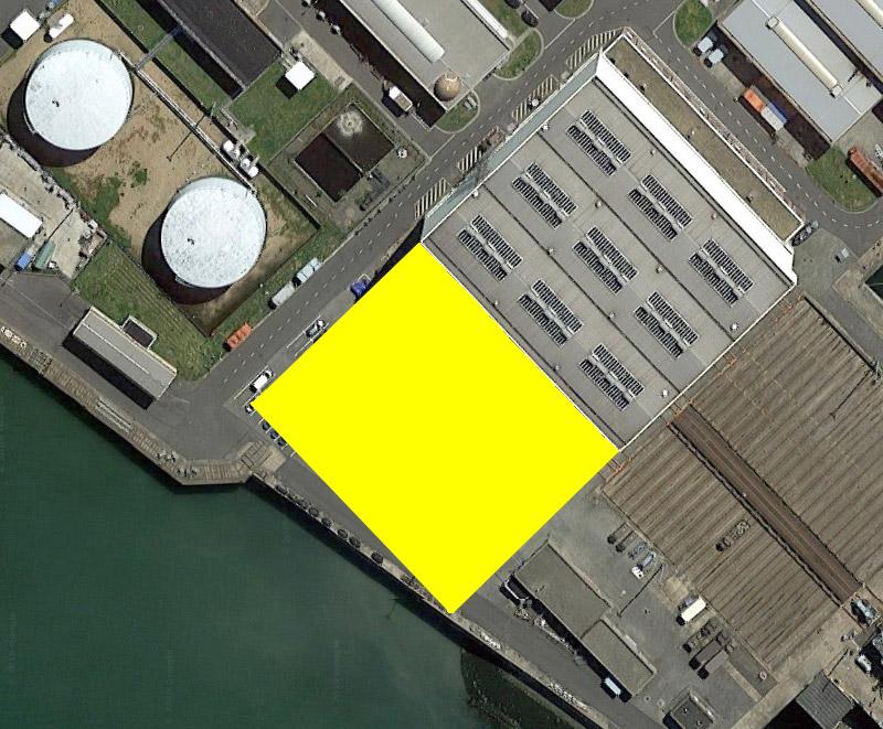 Réaménagement de la base navale de Zeebrugge - Page 2 Hangar15
