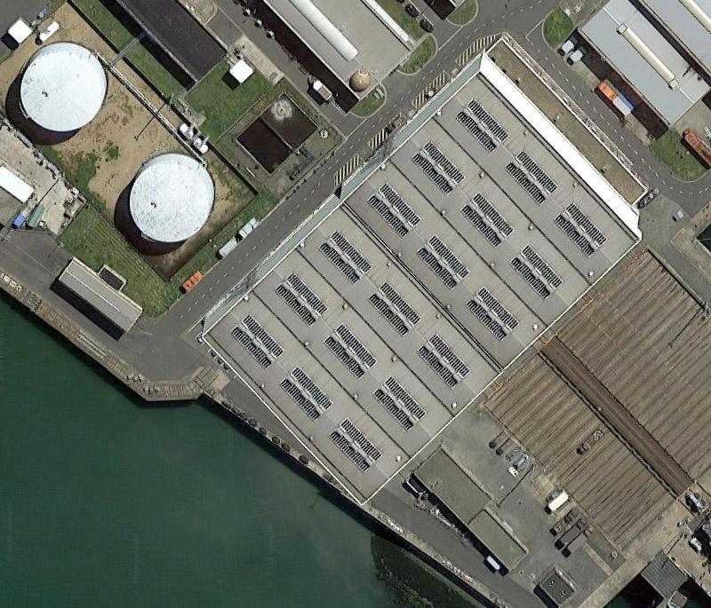 Réaménagement de la base navale de Zeebrugge - Page 2 Hangar16