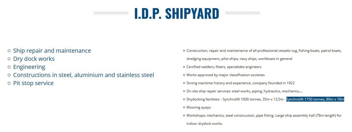 Réaménagement de la base navale de Zeebrugge - Page 3 Idpa10