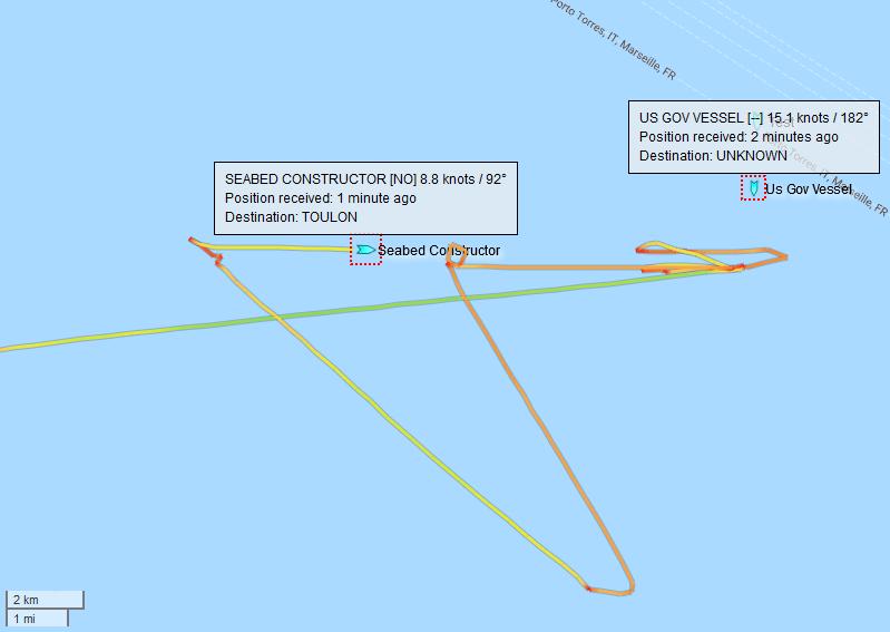 Reprise des recherches du sous-marin MINERVE - Page 4 Minerv21