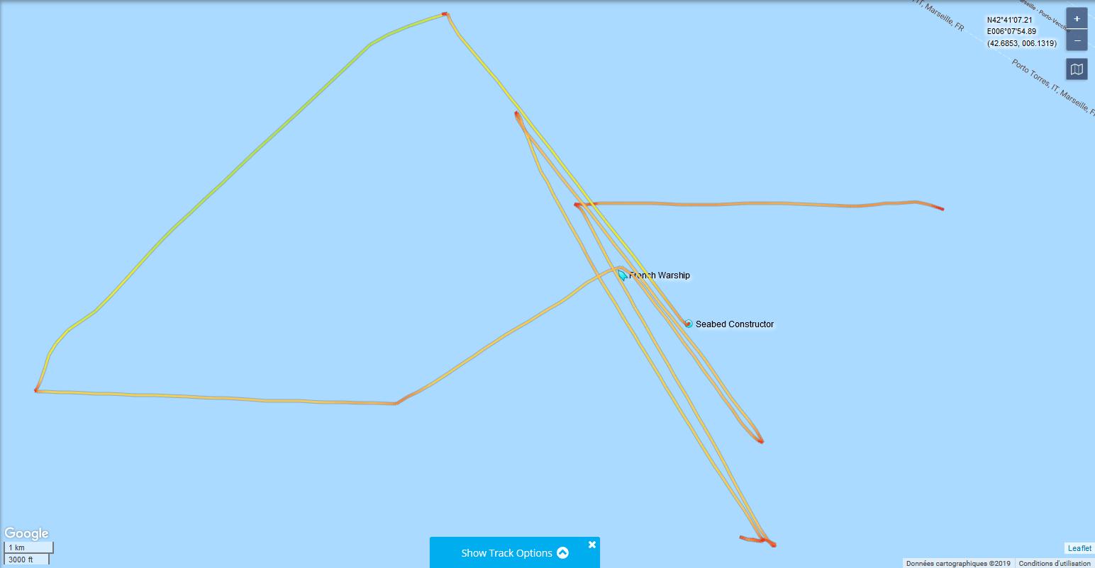 Reprise des recherches du sous-marin MINERVE - Page 4 Minerv30