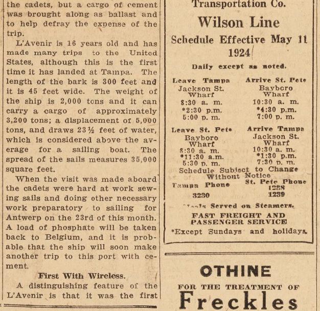 A la recherche de l'histoire du Zinnia - Page 17 Oct_1912