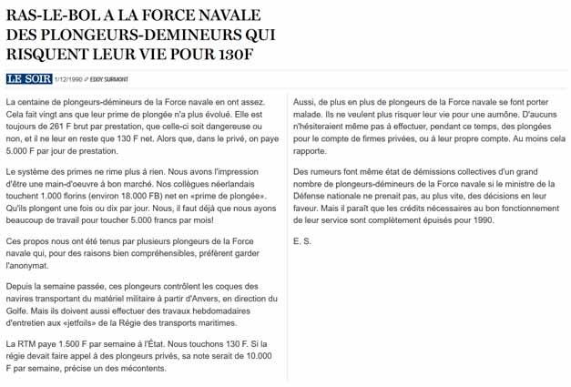 Southern Breeze dans les archives du journal LE SOIR - Page 4 P_soir52