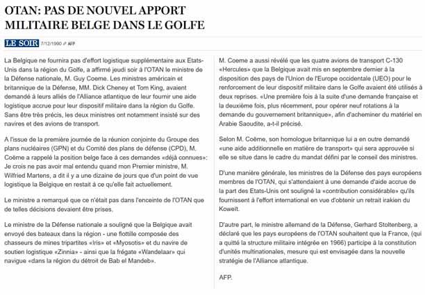 Southern Breeze dans les archives du journal LE SOIR - Page 4 P_soir53