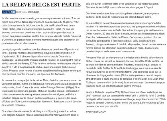 Southern Breeze dans les archives du journal LE SOIR - Page 4 P_soir57