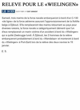 Southern Breeze dans les archives du journal LE SOIR - Page 4 P_soir63