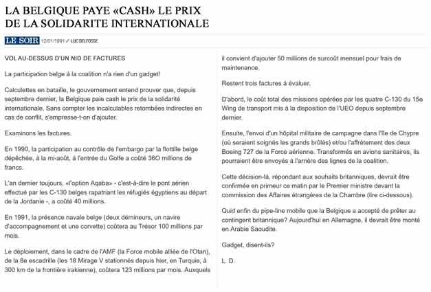 Southern Breeze dans les archives du journal LE SOIR - Page 4 P_soir64