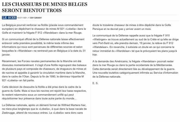 Southern Breeze dans les archives du journal LE SOIR - Page 5 P_soir68