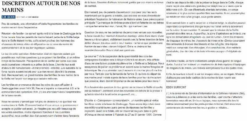 Southern Breeze dans les archives du journal LE SOIR - Page 5 P_soir72