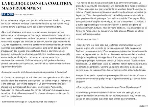 Southern Breeze dans les archives du journal LE SOIR - Page 5 P_soir79