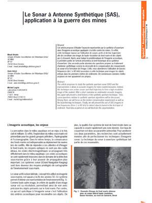 Comment seront nos futurs chasseurs de mines ? (Part. 2) - Page 7 Synthe10