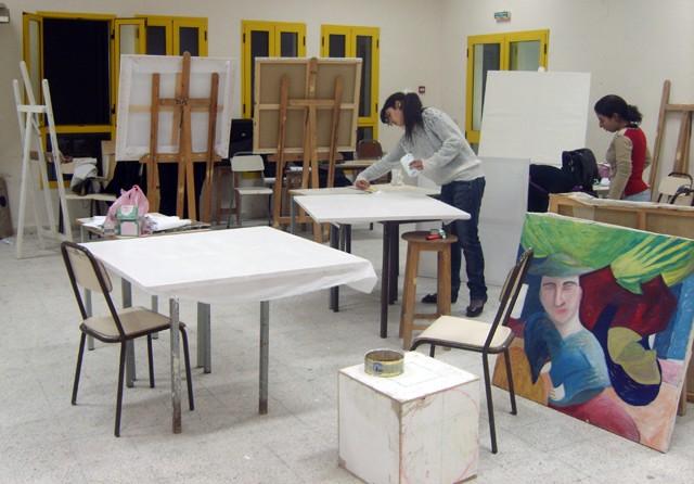 Peinture السنوات الثانية - 2007-2008 (isamk) Peintu10