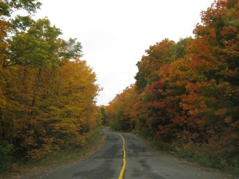 Les plus belles routes du Quebec Septem11