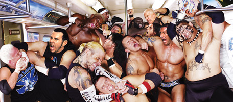 WWE prono de Royal Rumble 2008 Rumble10