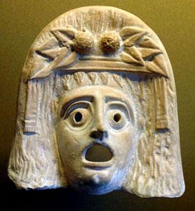 Masques dans l'art Dionys11