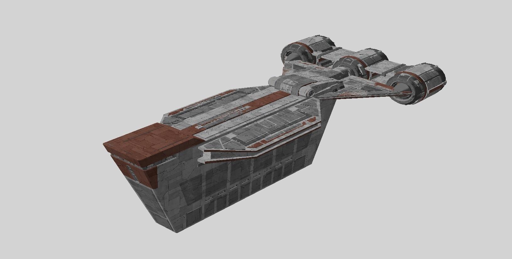 (PC/X3 Albion Prelude) Mod Star Wars Swpb310