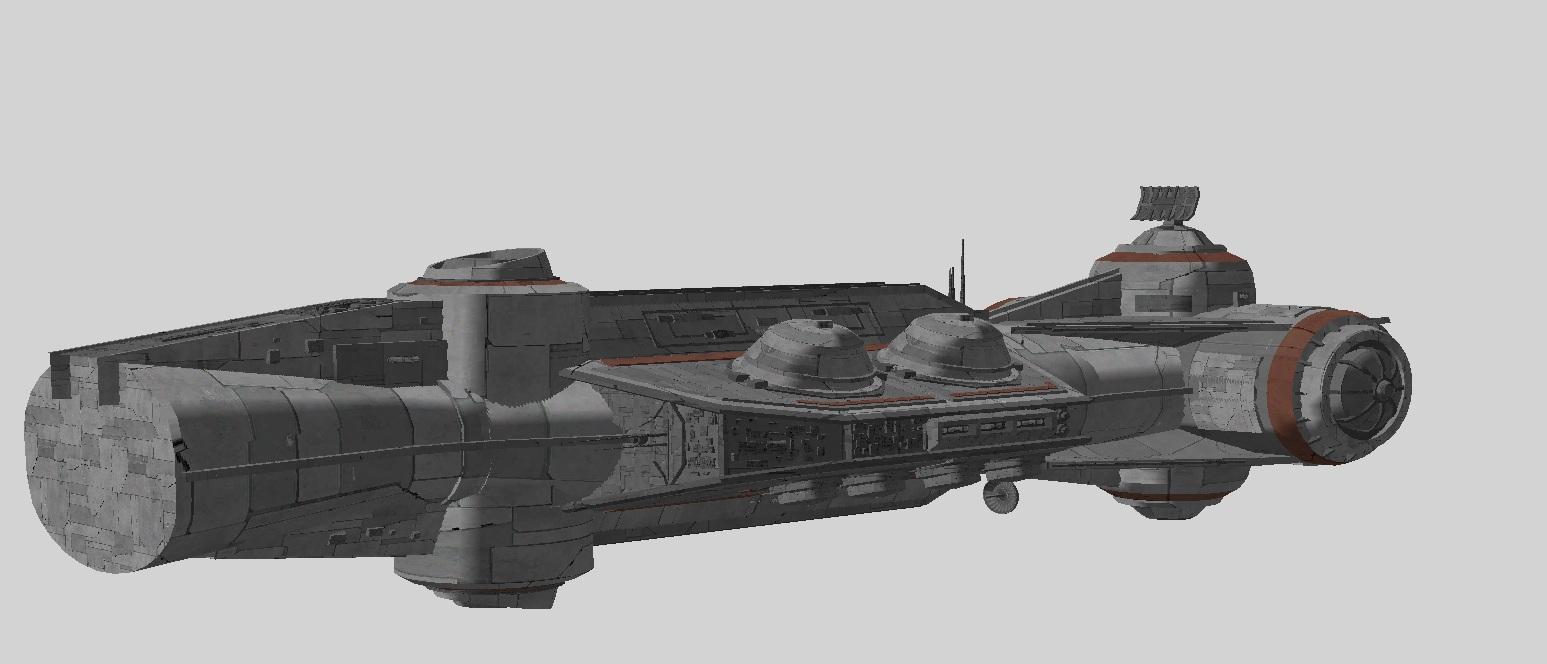 (PC/X3 Albion Prelude) Mod Star Wars Swpb610