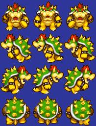 Les ressources de Mario Bowser10