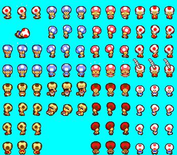 Les ressources de Mario Famill10