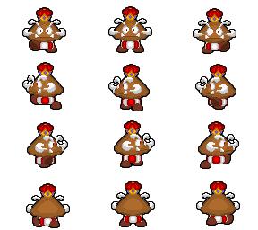Les ressources de Mario Gate310