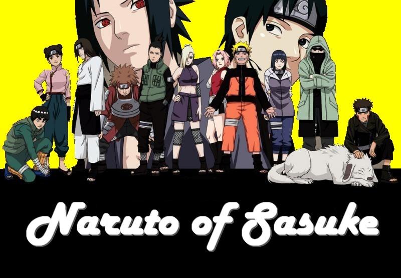 naruto of sasuke