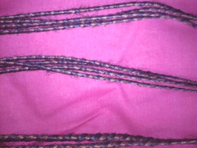 mes premières dreads :) Photo113
