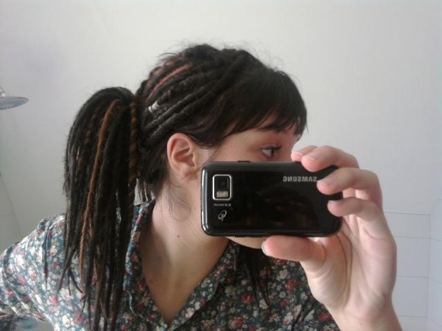 mes premières dreads :) Photo114