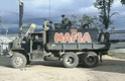 m35 gun truck 1/72° Mafia210