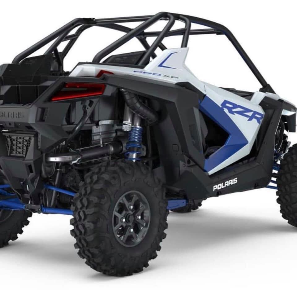 Nouveautés SSV 2019: Honda Talon 1000, Textron XX, Can Am Maverick Sport ... - Page 2 3_quar11