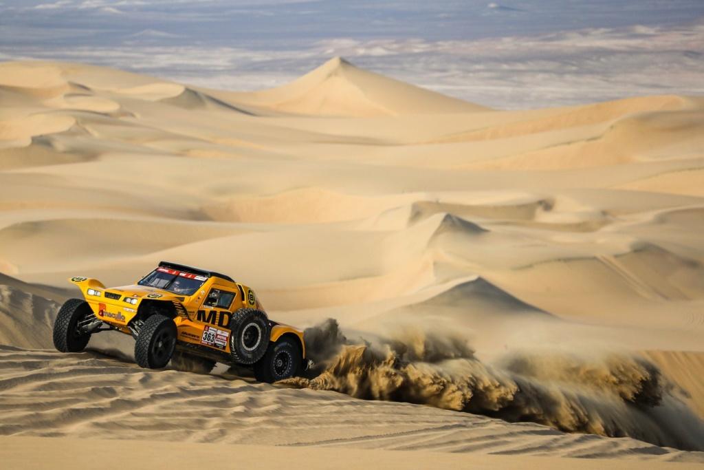 Dakar 2019 Md110