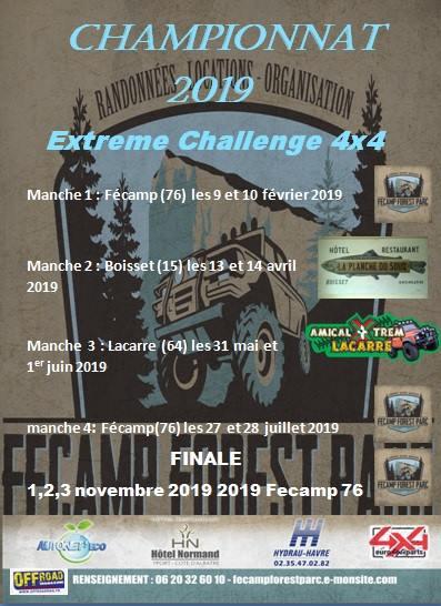 Challenge Xtrem 4x4 2019 Planni10