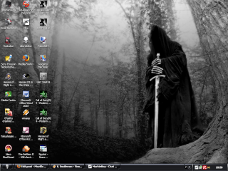 The all loved how does your Desktop look Topic ^^ Tausta12