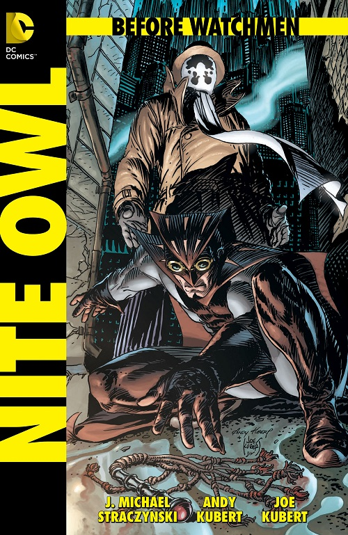 Before Watchmen: Nite Owl Bw_nit11