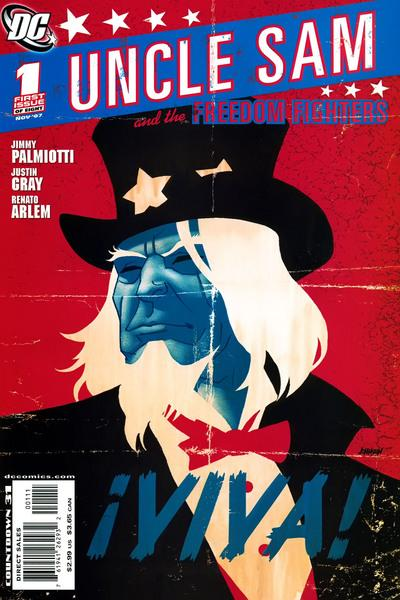 Uncle sam and the freedom fighters vol 2 Uncle-10