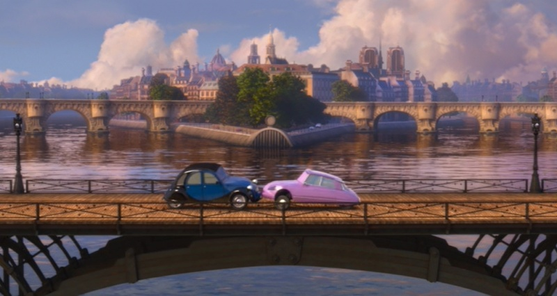 Pixar and The cars Image10